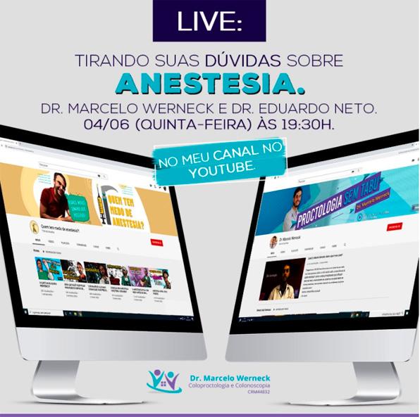 Entrevista com Dr. Eduardo Neto no YouTube!