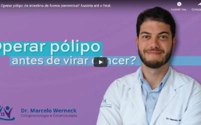 Operar pólipo de intestino de forma preventiva?