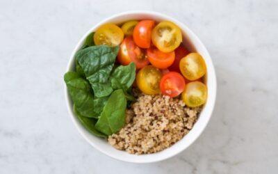 O que comer para viver mais? Torne sua alimentação saudável!